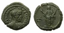 Ancient Coins - EGYPT.ALEXANDRIA.Phillipus I Arabus AD 244-249.Billon Tetradrachm.struck AD 244/45.~#~.Homonia