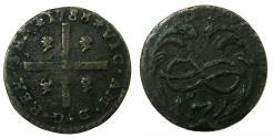 World Coins - ITALY.SARDINIA.Vittorio Amadeo III AD 1773-1796.AE.Cagliarese 1788.Mint of TURIN. ***VERY RARE ISSUE**