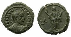Ancient Coins - EGYPT.ALEXANDRIA.Phillipus I Arabus AD 244-249.Billon Tetradrachm.struck AD 244/45.~#~.Homonia