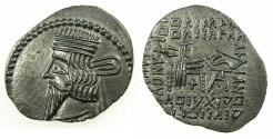 Ancient Coins - PARTHIA.Pacorus I AD 78-120.AR.Drachma.Mint of EKBATANA