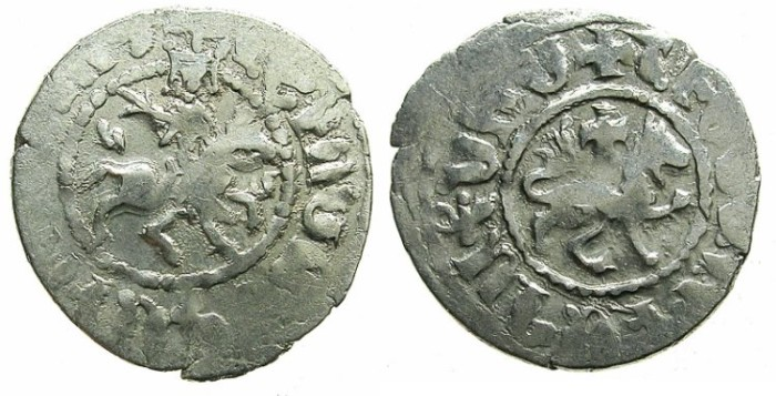 Ancient Coins - ARMENIA.Levon IV 1320-1342.AR.Takvorin.Mint of Sis.Sigla G - M.
