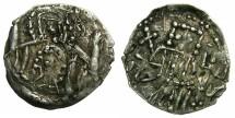 World Coins - BULGARIA.Ivan Shisman AD 1371-1393.AR.Asper.