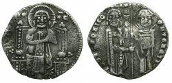 World Coins - VENICE.Pietro Gradenigo AD 1289-1311.AR.Grosso.