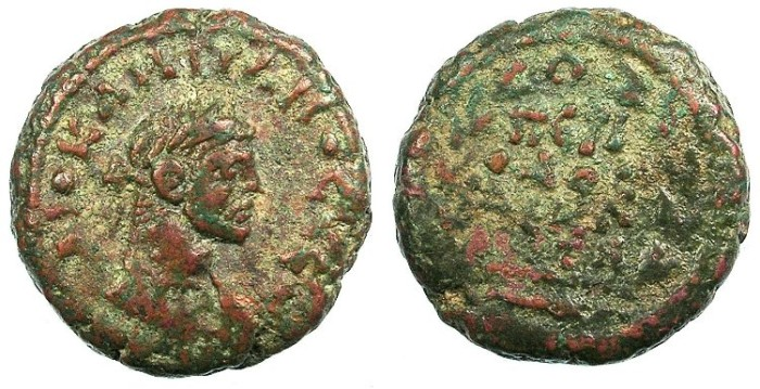 Ancient Coins - EGYPT ALEXANDRIA.Diocletian  AD 284-296.Bi.Tetradrachma.