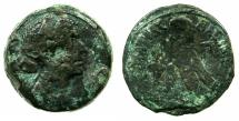 Ancient Coins - PTOLEMAIC EMPIRE.EGYPT.Cleopatra VII Thea 51-30 BC.AE.80 Drachma.Mint of ALEXANDRIA.