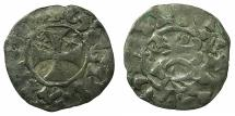 World Coins - FRANCE.PENTHIEVRE.Etienne I AD 1093-1138.Billon Denier.