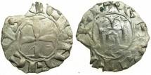 World Coins - CRUSADER STATES.CYPRUS.Henry I AD 1218-1253.Billon Denier.