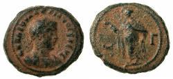 Ancient Coins - EGYPT.ALEXANDRIA.Valerian AD 253-260.Billon Tetradrachm.struck AD 255/56.