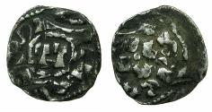 World Coins - CRUSADER.1st crusade:preferred coinage.TUSCANY.LUCCA.12th cent.AD.Bi.Denier.Smooth style.