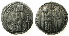 World Coins - BULGARIA.George Terter II AD 1322-1323.AR.Grosch.