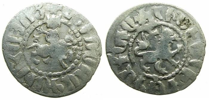Ancient Coins - ARMENIA.Levon IV 1320-1342.AR.Takvorin.Mint of SIS.Sigla G-M.