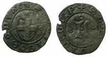 World Coins - ITALY.SAVOY.Ludovico AD 1440-1465.Billon Forte or Patacco.2nd Type.