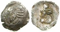 Ancient Coins - PERSIS.Pakor I 1st cent AD.AR.Hemidrachm.