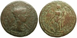 Ancient Coins - CILICIA.TARSUS.Gordian III AD 238-244.AE.36mm.Tyche.