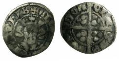 World Coins - ENGLAND.Edward I AD 1272-1307.AR.Penny.Mint of LONDON. Narrow face.