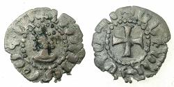 World Coins - ARMENIA, Cilician kingdom.Hetoum II circa 1289-1293, 1295-1296, 1299-1306.Billon Denier. Mint of SIS.