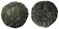 World Coins - ITALY.LUCCA.Republic AD 1369-1799.AR.Grossetto ( Gross da 3 soldi ).N.D.