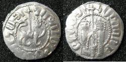 World Coins - ARMENIA, Cilician kingdom. Hetoum I AD 1226-1270. AR.Tram.Mint of SIS. Class V