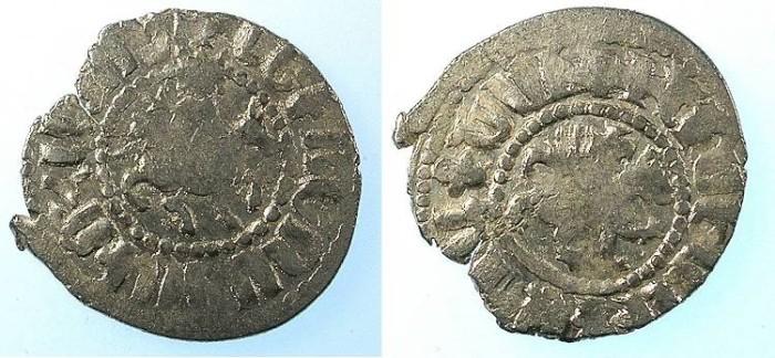 Ancient Coins - CILICIAN ARMENIA.Levon IV 1320-1342.AR.Takvorin.Mint of Sis. Sigla J-M