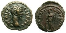 Ancient Coins - MOESIA INFERIOR.NIKOPOLIS AD ISTRUM.Septimius Severus AD 192-211.AE17.Athena.