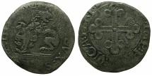 World Coins - SAVOY.Carlos II AD 1504-1553.Billon.Grosso di Piemonte.