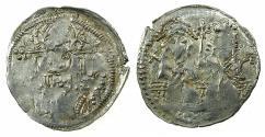 World Coins - SERBIA.Stefan Uros IV Dusan as Tsar AD 1345-1355.AR.Dinar.