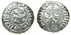 World Coins - ARMENIA, Cilician kingdom. Hetoum I AD 1226-1270. AR.Tram.Mint of SIS.