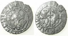 World Coins - CILICIAN ARMENIA.Levon I AD 1198-1219.AR.Tram. Class IX.