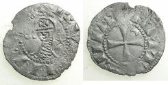World Coins - CRUSADER.ANTIOCH.Raymond Roupen AD 1216-1219.Billon.Denier.Class L.