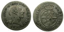World Coins - ITALY.SARDINIA.Vittorio Amadeo III King of Sardinia 1773-1796.Billon Mezzo Reale 1790.Mint of TURIN.