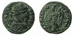 Ancient Coins - MOESIA INFERIOR.MARCIANOPOLIS.Septimius Severus AD 193-211. Reverse. Concordia.