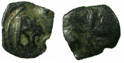 Ancient Coins - BYZANTINE.Empire of Nicaea.Anonymous 13th cent AD.AE.Tetarteron.