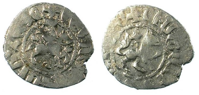 Ancient Coins - ARMENIA.Levon IV 1320-1342.AR.Takvorin.Sigla G-M.Mint of Sis