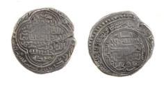 World Coins - Mongol Illkhanid Uljaitu Ibn Arghun.2 dirham mint of Kirman.AH 710.