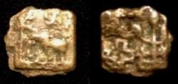 Ancient Coins - Ancient India,Maurya-Sunga dynasty,c 2nd century BC.AE copper Unit.