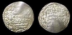 Ancient Coins - Mongol Ilkhans Ghazan Mehmood AH 694-703.mint of Shiraz.2 dirham.