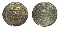Ancient Coins - Samanid Nuh Bin Mansur Bukhara 378h.