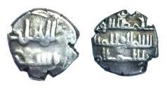Ancient Coins - Ghaznavid,Masud,1031-1041,AR 1/5 dirham.Struck in Sind and Mulltan.