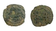 World Coins - Umayyad fals,NM AH 116.