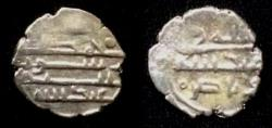 World Coins - Habbarids of Sind,Abd Allah II,ca after 900.AR damma.