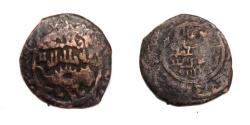 Ancient Coins - Illkhanid Abu Sa'id AH 717-736. AE Fals