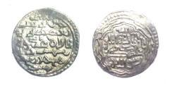 Ancient Coins - Mongol Ilkhans Ghazan Mehmood  AH 694-703.mint of Nakhjawanl.Rare