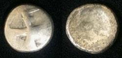 Ancient Coins - Early Sythian of Soghdiana.The Dahae Ca Ist Century BC.AR drachm.