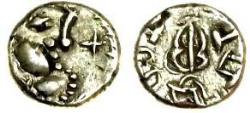 Ancient Coins - Ancient India Ranavigraha  8th Century AD.AR Damma.RRR