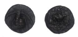 Ancient Coins - Parthian Phraates IV.38-2 BC.AE chalkous.