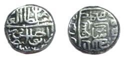 Ancient Coins - Aq-Qounlu AR tanka Uzun Hasan AH 871-883.Mint of Sari.