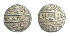 Ancient Coins - Sikh Empire Anandgarh Gobind shahi.VS 1841.AR Rupee