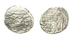 Ancient Coins - Mongol Illkhanid Arghun Ibn Abaqa AH 683--- 690.AR dirham.Citing Ghazan as a Viceroy.