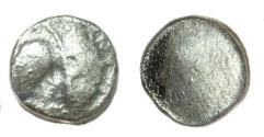 Ancient Coins - Early Sythian of Soghdiana.The Dahae Ca Ist Century BC.AR drachm