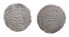 World Coins - Mongol Illkhanid Uljaitu Ibn Arghun.2 dirham mint of Baghdad.AH 710.